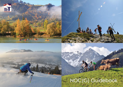 Naval Outdoor Centre Germany Guidebook